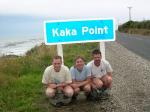 Kaka Point travelogue picture
