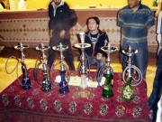 HUKKA- The traditiOnal smOking pipe