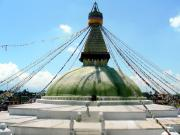 GREAT STUPA OF BOUDHANATH