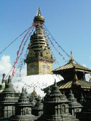 Kathmandu travelogue picture