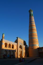 Khiva travelogue picture