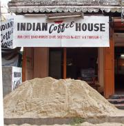 Indian Coffee House: excellent coffee