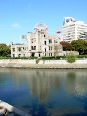 Atomic Dome in Hiroshima