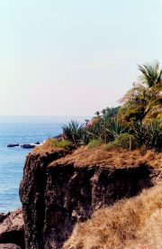 Salvadorian coast