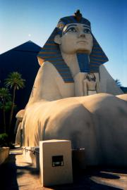 The Luxor Hotel and Casino