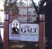 Entrance To Galt