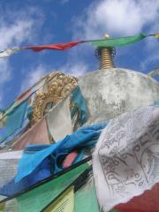 The prayer flags, stupas and warmth of the people is what made Tibet so special.