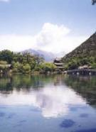 Lijiang travelogue picture