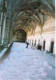 Cloisters at Jerónimos