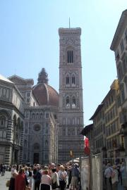 Firenze's wonderful cathedral