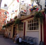 Church Inn, Ludlow scores on food, drink and accommodation