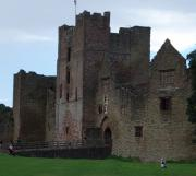 Ludlow Castle and 900 hundred years of history