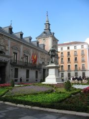 Town Hall, Plaza de Villa