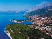 Makarska travelogue picture