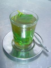 Mint tea is supposed to cure many ailments