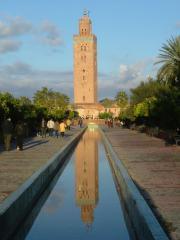 La Koutoubia - the Booksellers' Mosque