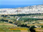 A view from Mdina's hill