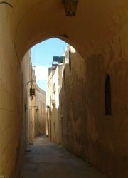 Mdina - one of the streets