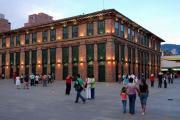 The library of Medellin