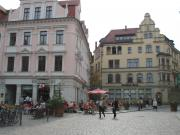 Old Market Place - view from outside the Frauenkirche