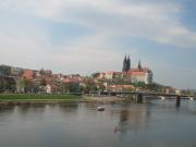 Meissen from the Railway Station
