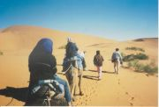 Merzouga travelogue picture