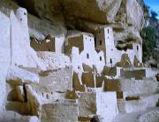 The Cliff Palace up close