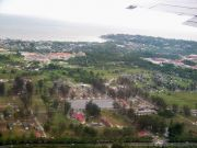 Miri from the air