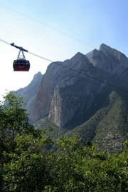Cable Car to Grutas de Garcia