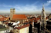 Munich Skyline - from Wikipedia