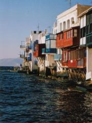 Little Venice in Chora
