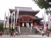 The Osu Kannon Shrine