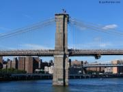 The amazing Brooklyn Bridge