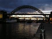 Tyne Bridge and Quayside