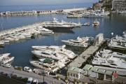 Yachts in Monte Carlo