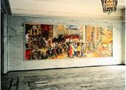 Mural, Town Hall