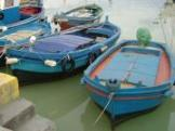 Boats in Palermo Harbour