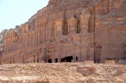 Royal Tombs, my second favourite spot in Petra