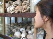 Skeletons,only not in the cupboard.At the Killing Field