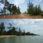 Long Beach and the road back to Duong Dong