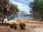 KaoLak Beach after the tsunami before restoration begins