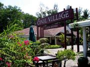 Canal Village Shopping Center, Laguna Resort