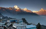 Pokhara travelogue picture