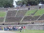 The arena held 20,000 people