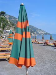 The Beach at Positano