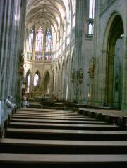 Chancel, St Vitus Cathedral