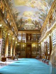 Library in the Strahov monastery