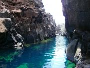 Las Grietas - the best swimming hole ever !