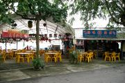 Season Live Seafood - A 'Kampong Nightlife' Possibility?