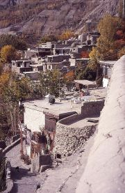 View from Baltit Fort.